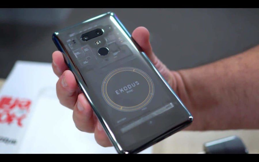 HTC's blockchain smartphone Exodus 1 adds support for Bitcoin Cash