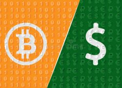 bitcoin vs fiat currency