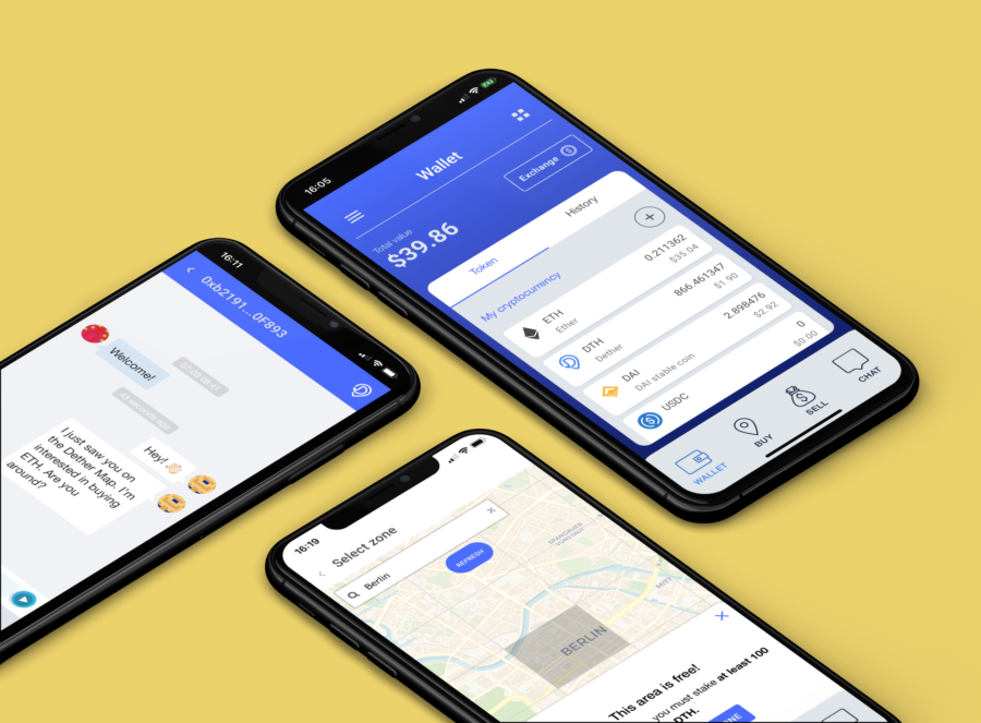 New Dether App Release Offers User-Friendly, Cash-to-Ether Onramp