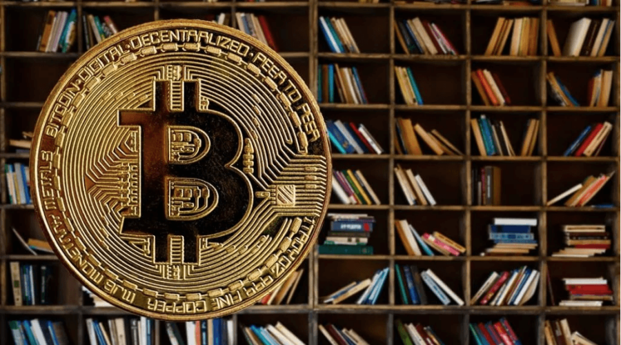 Books about Bitcoin