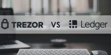 Trezor T vs Ledger Nano X