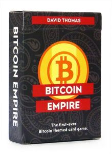 bitcoin card game