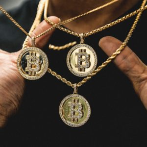 bitcoin jewerly