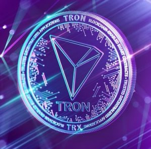 tron coin logo