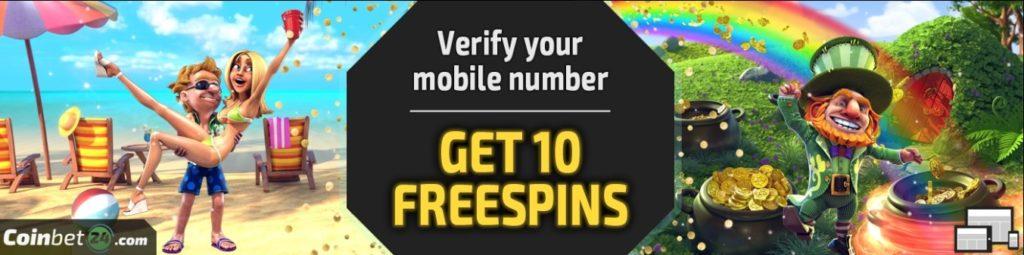 coinbet24 freespins