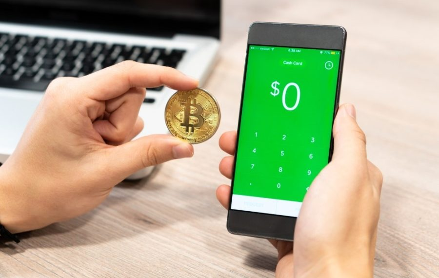 cash app bitcoin vs coinbase