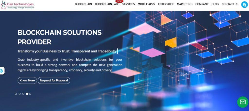 Osiz Technologies