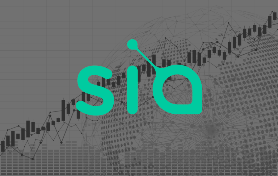 cryptocurrency siacoin price