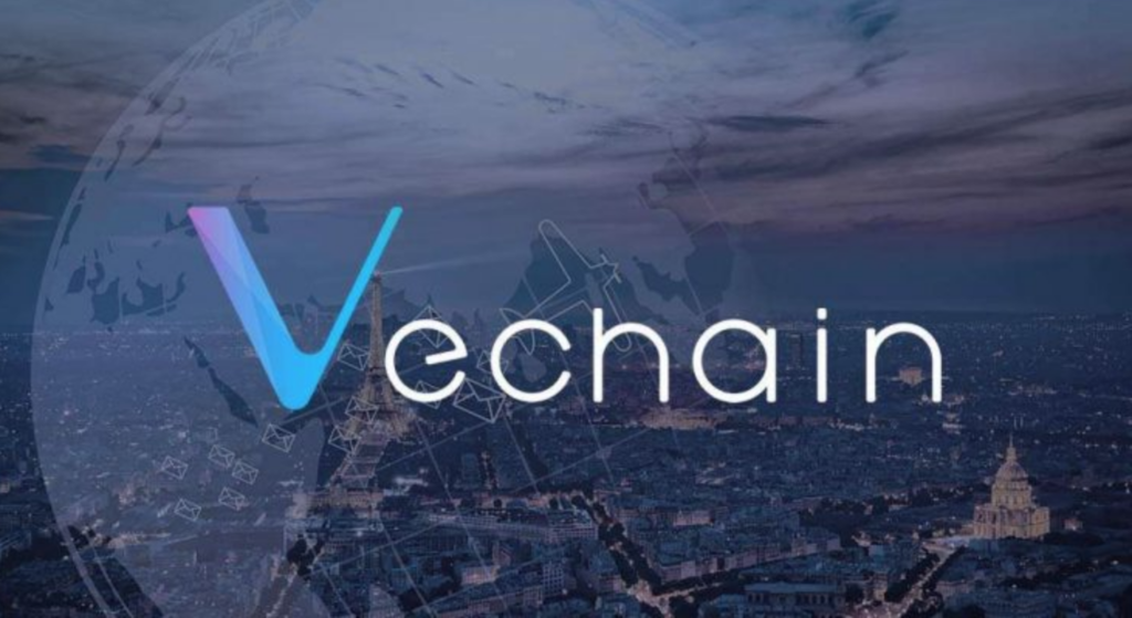 vechain developments