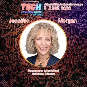 Jennifer Morgan - Carusel TCE2020VE