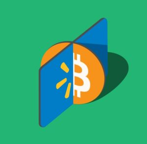 buy BTC at Walmart