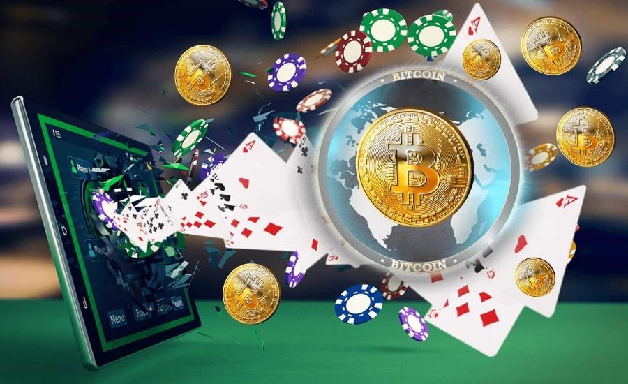 Онлайн казино биткоинов казино на горьковской