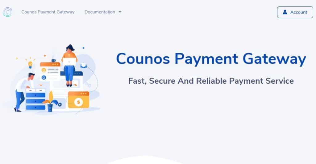 Counos Payment Gateaway