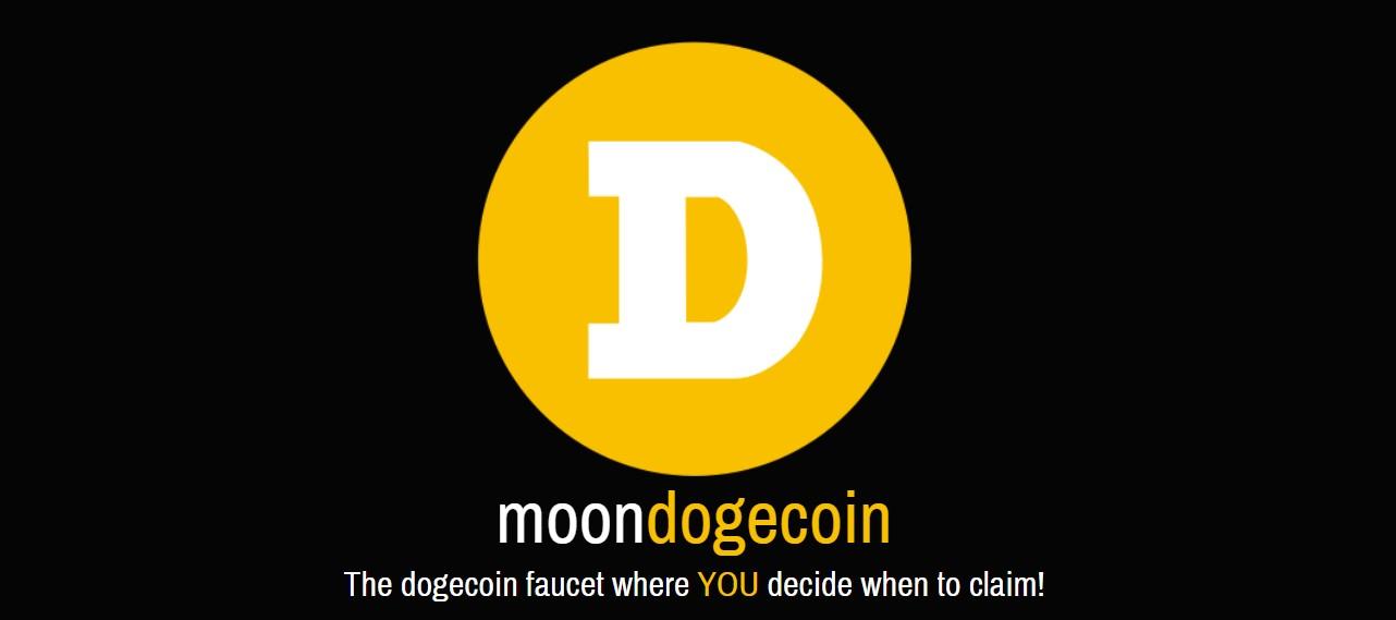 Faucet Moon Dogecoin