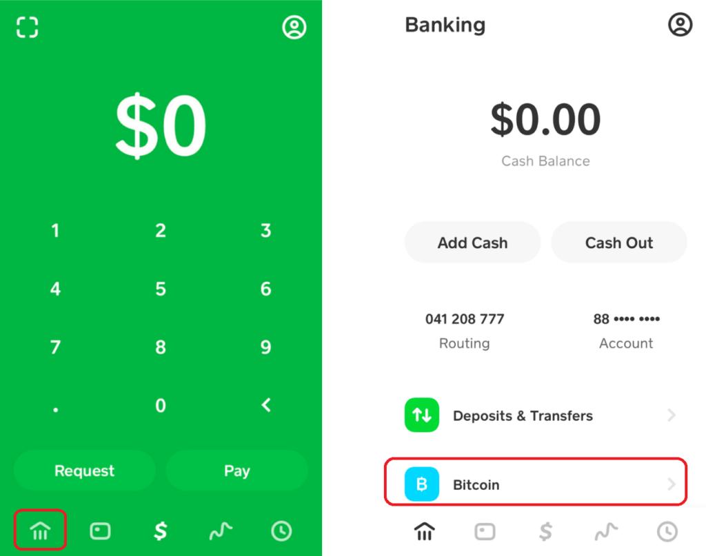 application de trésorerie BTC