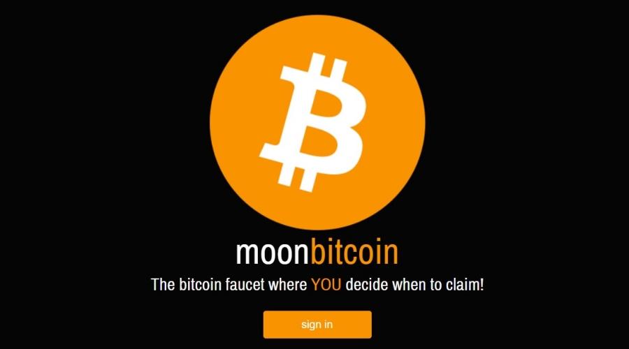 Faucet Bitcoin Bulan