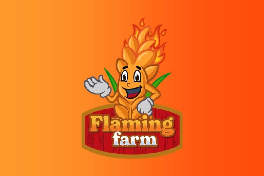 flaming farm