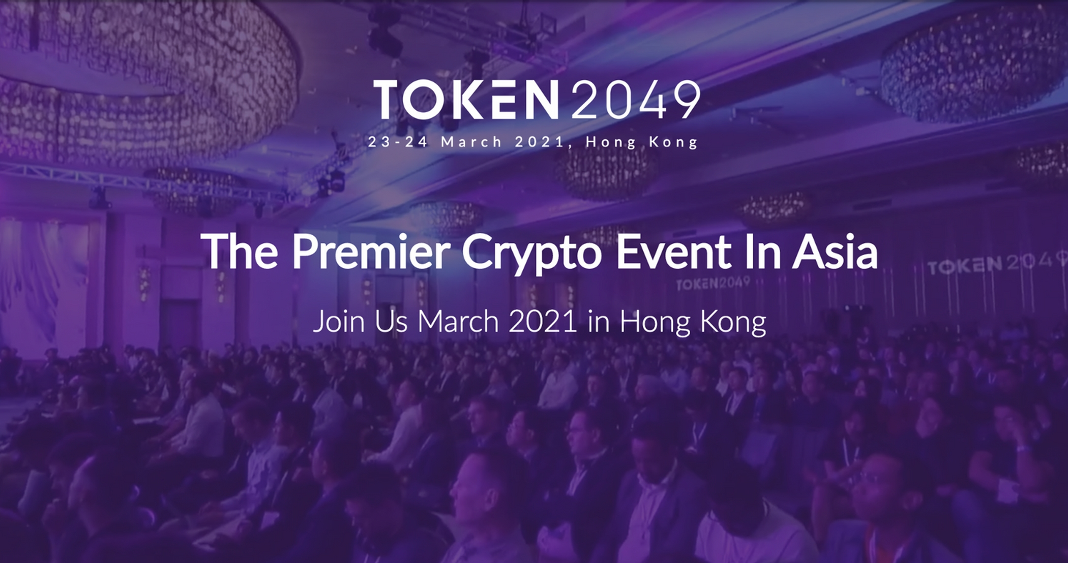 cryptocurrency events