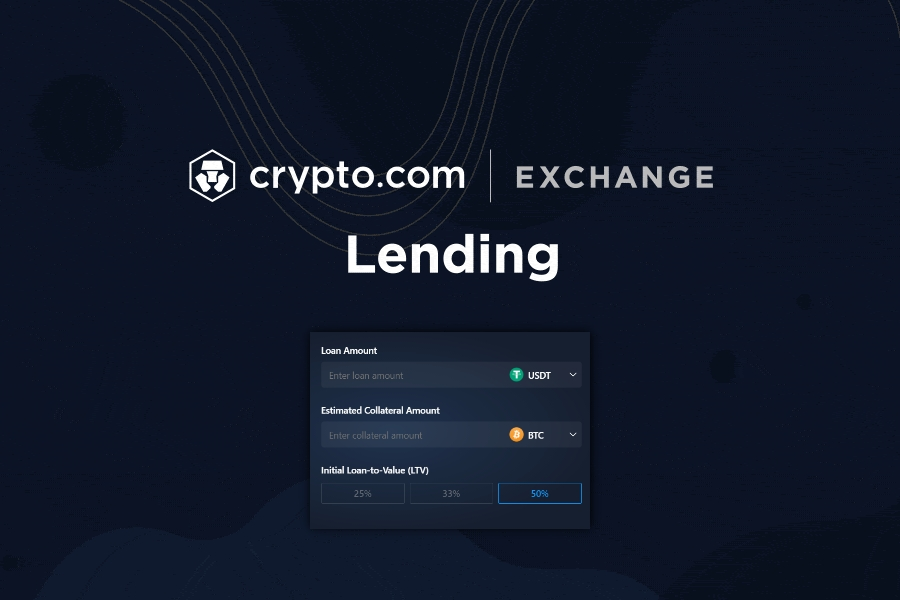 Crypto.com lending