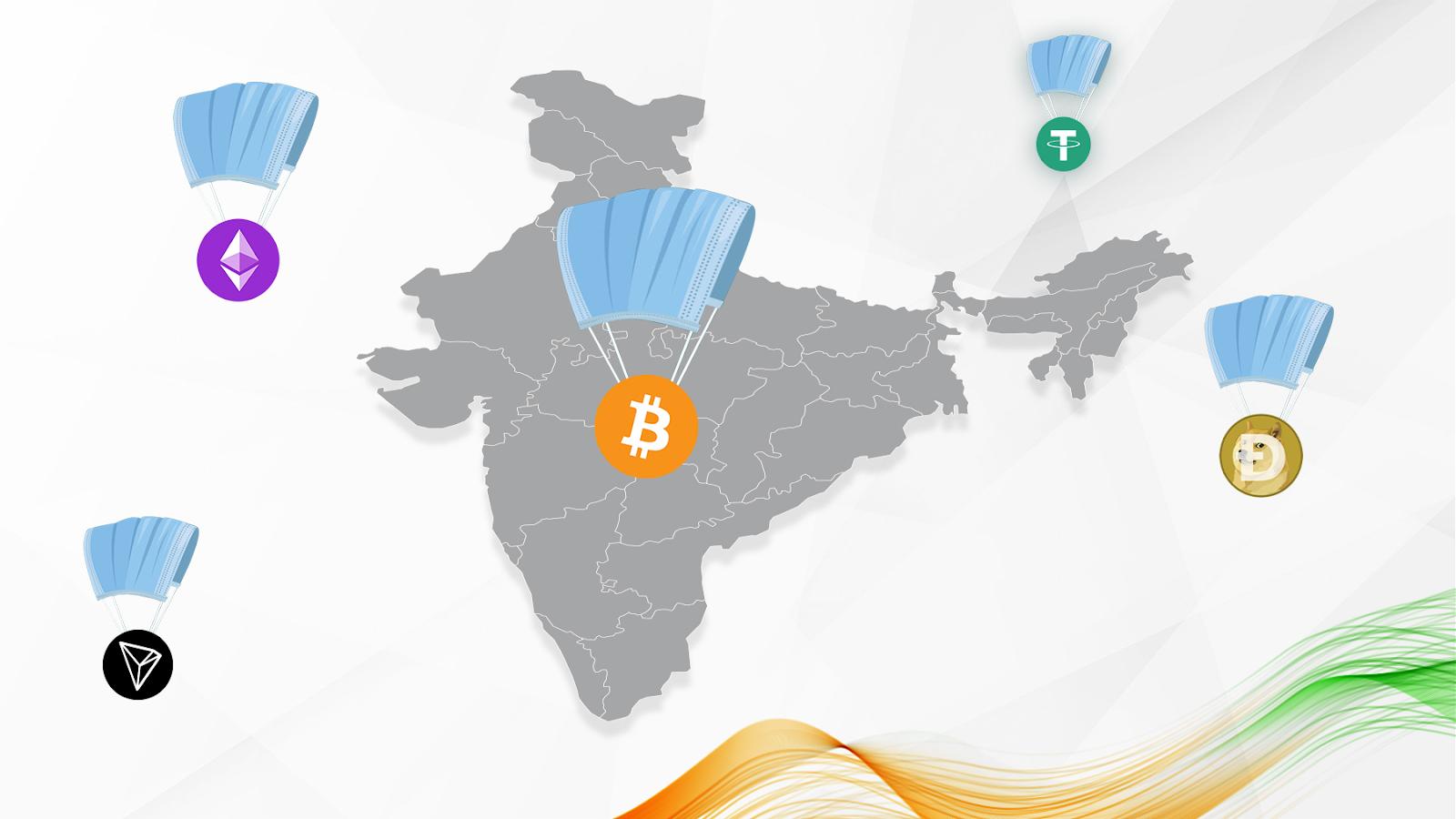 Crypto in India