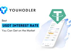 Best USDT Interest Rate
