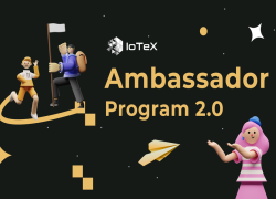 Iotex Ambassador Program 2.0