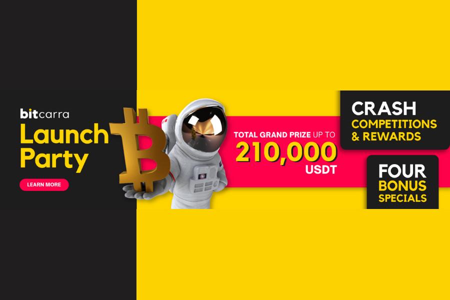 Bitcarra 2021 Launch Party